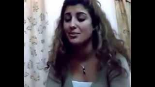 ترانه خواندن دختر کرد کوبانی