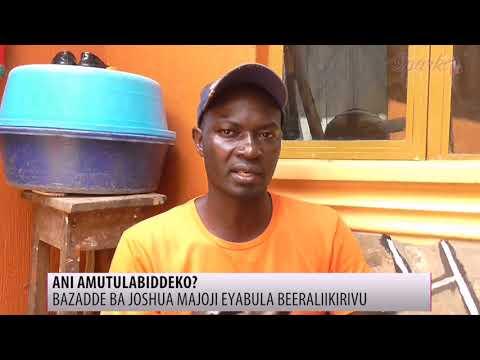 E Nansana abazadde bali ku myigo gwa mutabani waabwe eyabula