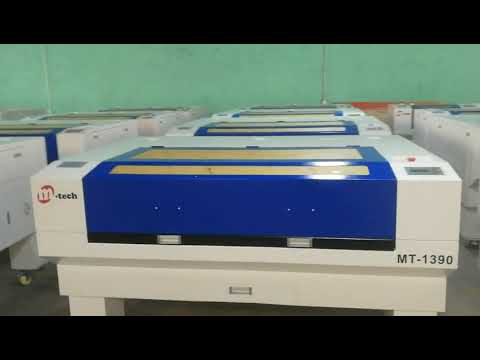 Signage And Gift Article Laser Cutting and Engraving Machine