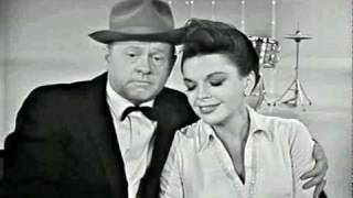 JUDY GARLAND AND MICKEY ROONEY REUNITED: 'OUR LOVE AFFAIR'.
