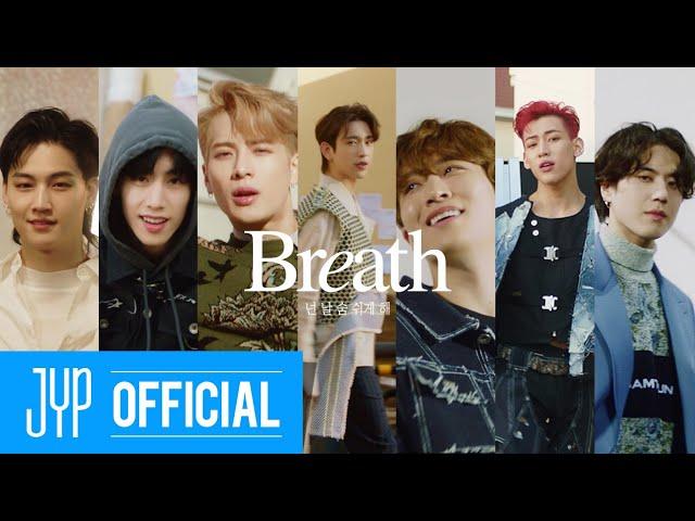 [Korea] MV : GOT7 - Breath