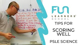 Exam Tips for Scoring PSLE Science