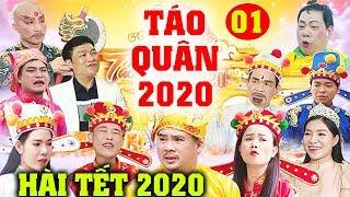Hài Tết 2020   Táo Quân - Ngọc Hoàng Thị Sát Trần Gian - Tập 1   Phim Hài Tết Mới Nhất 2020