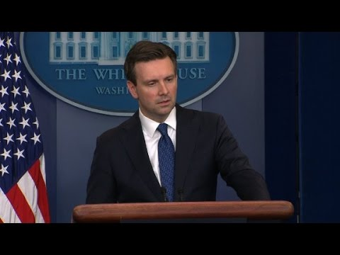 White House: Trump knew Russia hacked Clinton
