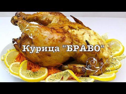 Запеченая курица - Вкусно ДО ПОСЛЕДНЕГО кусочка!!!  АВТОРСКИЙ РЕЦЕПТ.