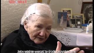 Irena Sendlerowa (1): Trudno się nie przejąć, jak do dzieci strzelano  www.wilnoteka.lt