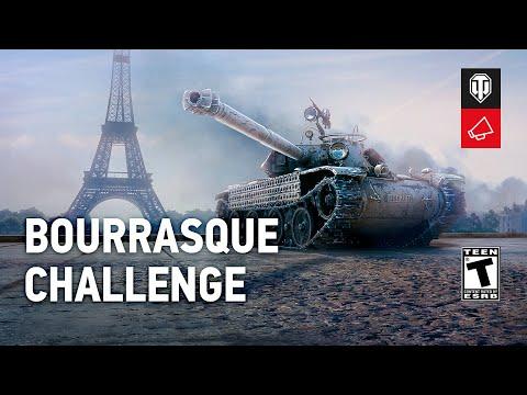 Bourrasque Challenge. How to Get the Bat.-Châtillon Bourrasque [World of Tanks]