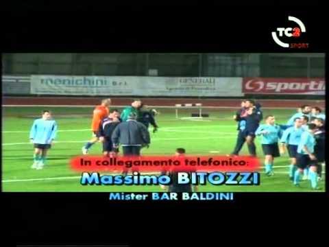 Preview video Rinvio Ponsacco - Bar Baldini le interviste