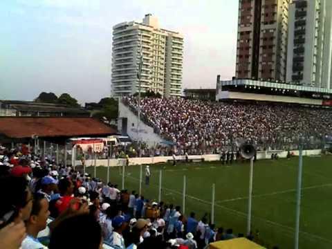 """Banda Alma Celeste - Cantando Vou Festejar (Paysandu 5 x 0 Araguaina)"" Barra: Alma Celeste • Club: Paysandu"