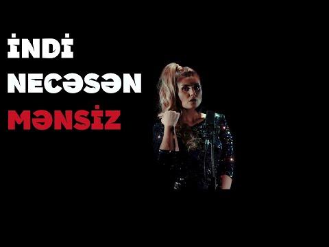 Sebnem Tovuzlu - indi necesen mensiz  (Klip Official) mp3 yukle - Mahni.Biz