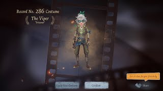 "I GOT THE NEW SURVIVOR! | Identity V Prisoner ""The Viper"" Gameplay"