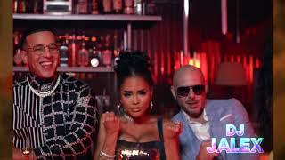 Pitbull x Daddy Yankee x Natti Natasha - No Lo Trates (TMS & Dj Jalex Dvj Edit) [Intro & Outro]