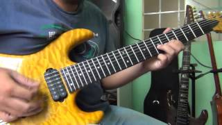 Dream Theater - Home - (Guitar Cover)