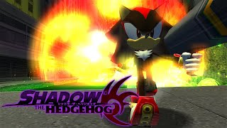 Shadow the Hedgehog - Central City (Dark) - Japanese - 4K HD 60Fps