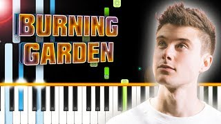 Alec Benjamin   Our Love Is Like A Burning Garden (Piano Tutorial) By MUSICHELP
