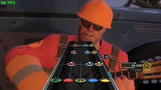 More Gun (Meet the Engineer version) by Valve Studio Orchestra - Clone Hero