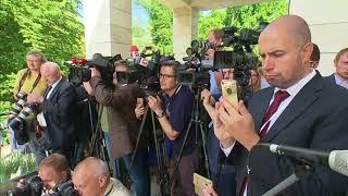 Заявления для прессы поитогам встречи сПрезидентом Болгарии Руменом Радевым