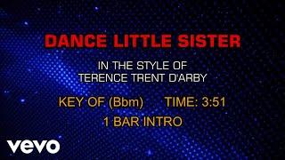Terence Trent D'Arby - Dance Little Sister (Karaoke)