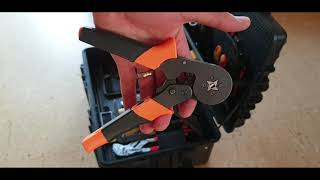 Elektriker Werkzeugkoffer - das muss rein. Bestes Werkzeug