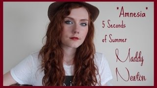 Amnesia 5 Seconds Summer Acoustic Cover By Corey Gray (1 35