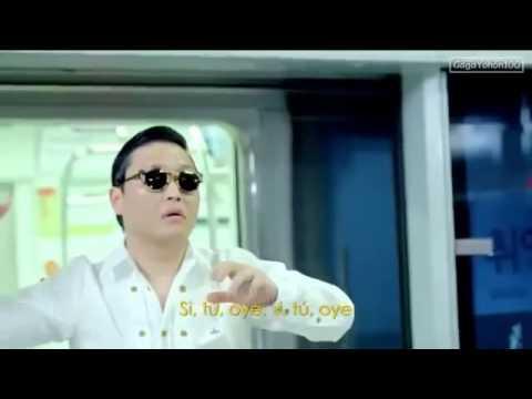 PSY Gangnam Style ''Hey sexy lady''HD)