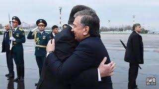 ШАВКАТ МИРЗИЁЕВ ТАЖИКИСТОНГА КИЛИБ ЛОЛ КОЛДИРДИ