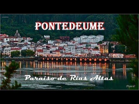 PONTEDEUME + Paraíso de las Rías Altas