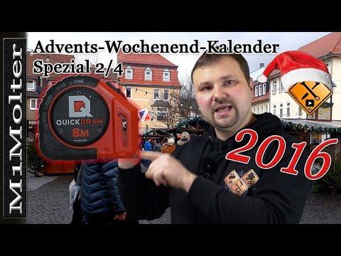 Advents-Wochenend-Kalender Spezial 2-4 M1Molter