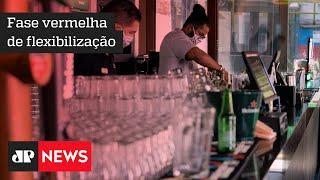 Estado de SP inicia fase vermelha e donos de bares e restaurantes temem o impacto no setor