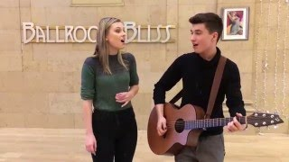 Thinking Out Loud by Ed Sheeran - Cover by Aviva and Josh