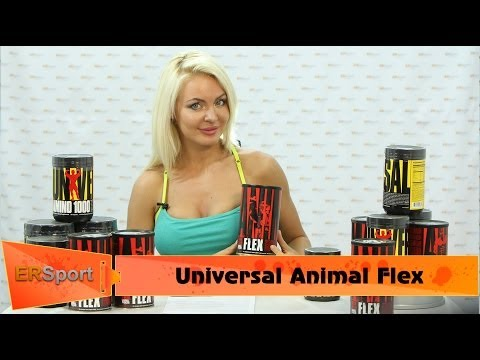 """Universal Nutrition Animal Flex Спортивное питание """"Для суставов и связок"""" (ERSport.ru)"""