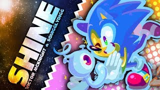 "【SONIC COLORS SONG】 ""SHINE"" - Victor McKnight & @SquigglyDigg"