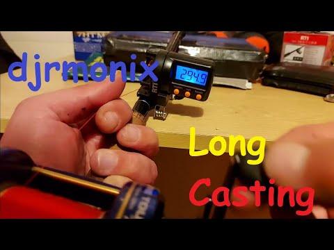 Fishing Depth Indicator, Loading Casting Reels etc - RTI Digital Line Counter
