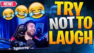 IF YOU LAUGH YOU LOSE   Fortnite Edition (IMPOSSIBLE CHALLENGE)   Fortnite Battle Royale