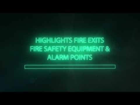 Seton Photoluminescent Kits (Safety Way Guidance Systems)