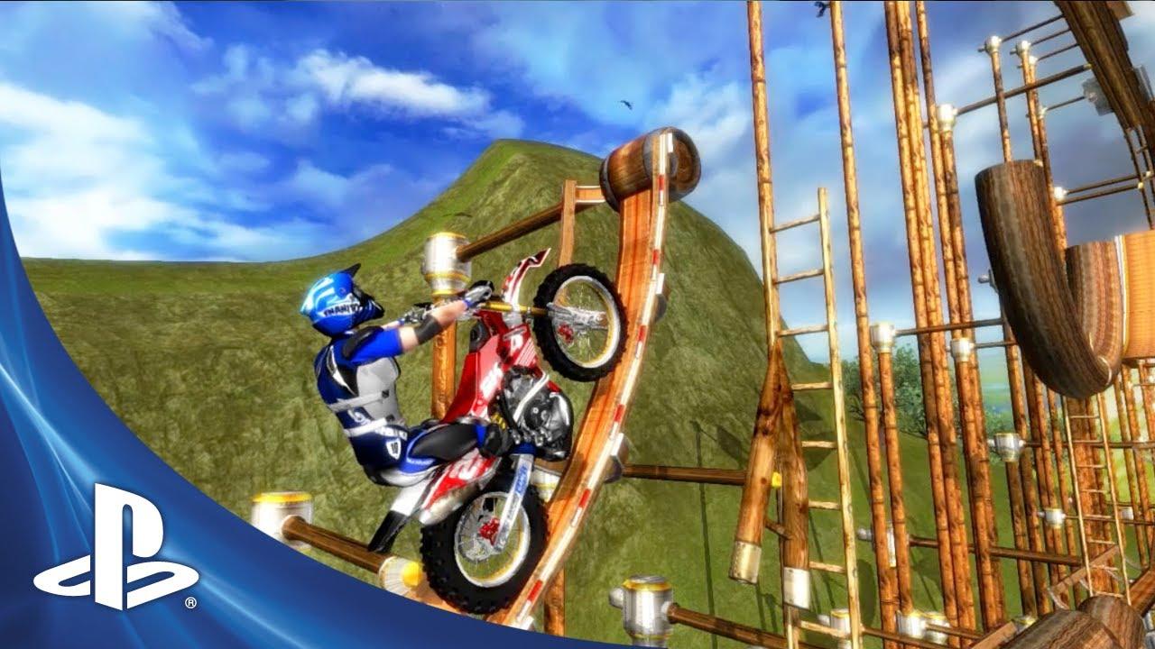 Motorbike Revs Up on PSN Today