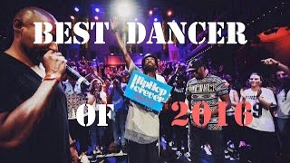 Best Freestyle Dancer of 2016   Statistically   Hip-Hop