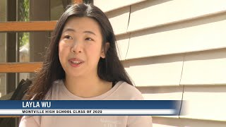 Class of 2020: Layla Wu (Montville High School)