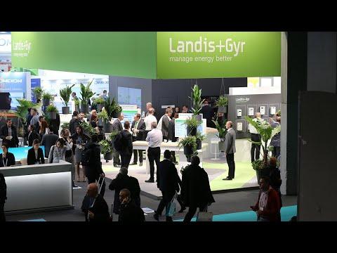 Landis+Gyr at European Utility Week 2019