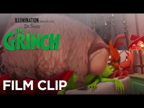 The Grinch   Fred & Max Jump In   Film Clip   Now on 4K, Blu-ray, DVD & Digital