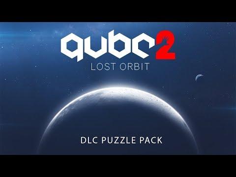 Q.U.B.E. 2 DLC Trailer | Lost Orbit (First-Person Puzzle) thumbnail