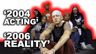 """Eminem """"Like Toy Soldiers"""", I Don't Play This Video Anymore But Here's the Breakdown"""
