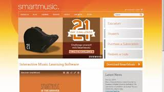 Tutorial 1 Smartmusic