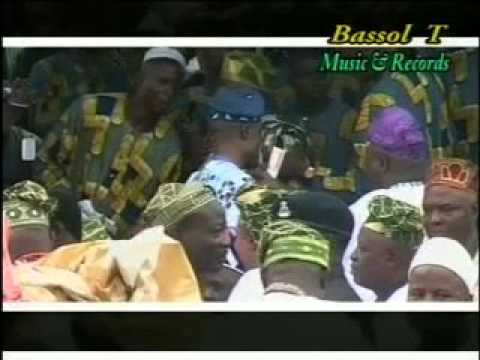 Dr  Sikiru Ayinde Barrister   Ere Oba 30th nniversary  Official Video  Pt 1