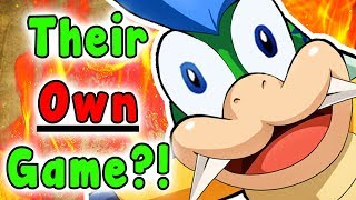 A KOOPALINGS GAME? What Would It Look Like? - Super Mario Series Discussion/Analysis