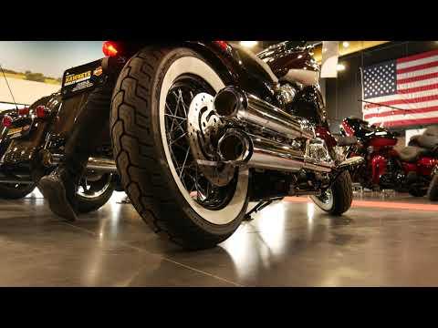 2021 Harley-Davidson Softail Slim® in Coralville, Iowa - Video 1