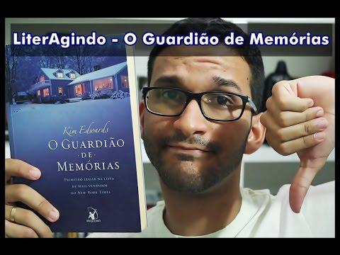 LiterAgindo - Crítica O Guardião de Memórias