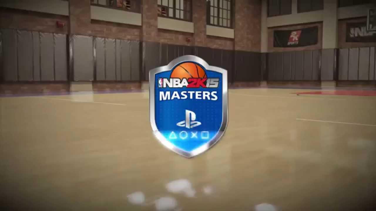 La NBA, 2K y la Liga Oficial PlayStation presentan NBA 2K15 Masters