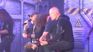 Accept - London Leatherboys, Live Rockfels 2018