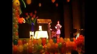 preview picture of video 'Koncert z okazji Dnia Kobiet - GOK Wola Krzysztoporska 2011 r.'
